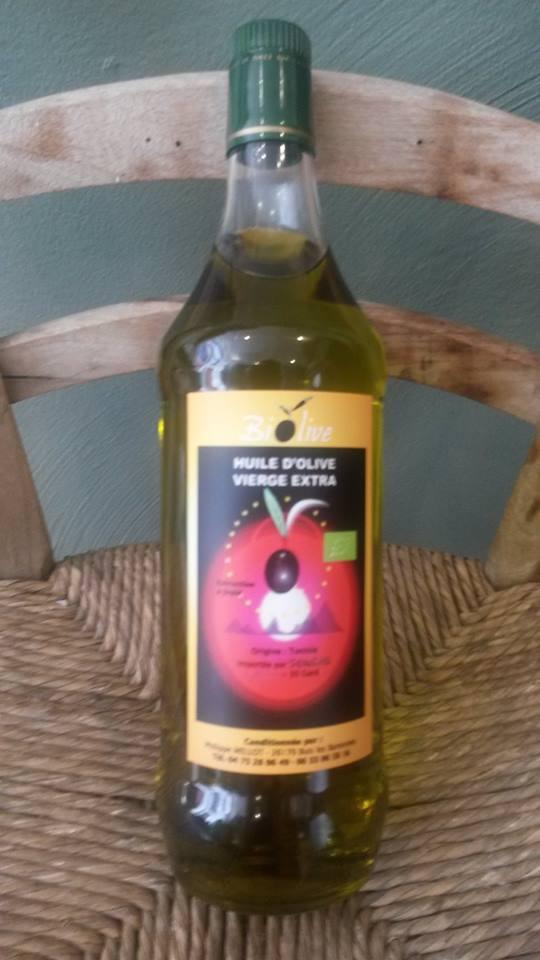 L'huile d'olive bio c'est possible dans la capitale douce !
