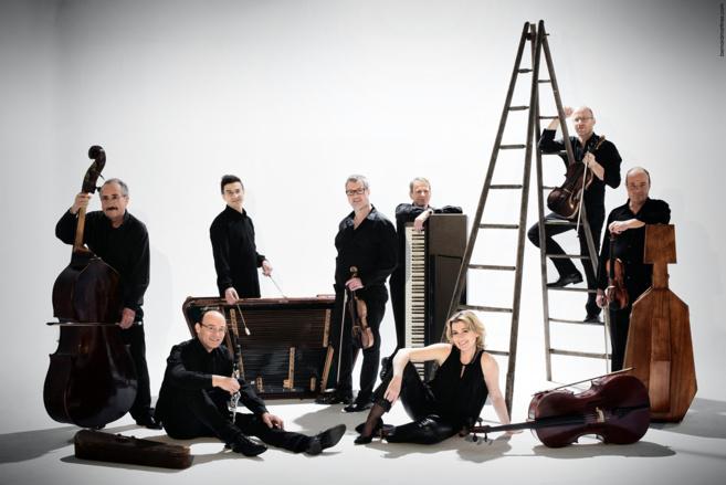 L'orchestre « Sirba Octet », à retrouver aux 61ème Nuits de la Citadelle de Sisteron le mardi 9 août