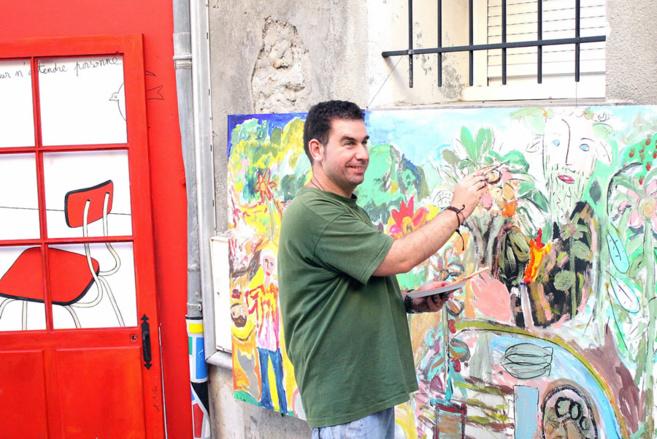 SISTERON A VIBRE AU RYTHME DU STREET ART