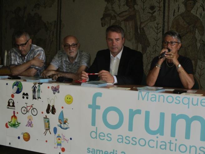 Le Parc de Drouille accueille les associations manosquines samedi