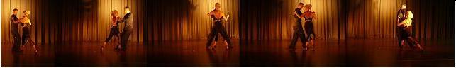Semaine Porte ouverte de Danse de société avec Anne Perrin-Gouron