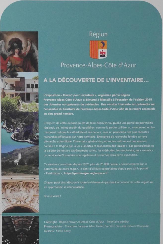 Les archives départementales ont exposé leur inventaire à Digne