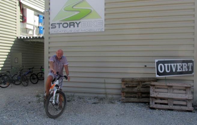 Storybike favorise l'éco-mobilité