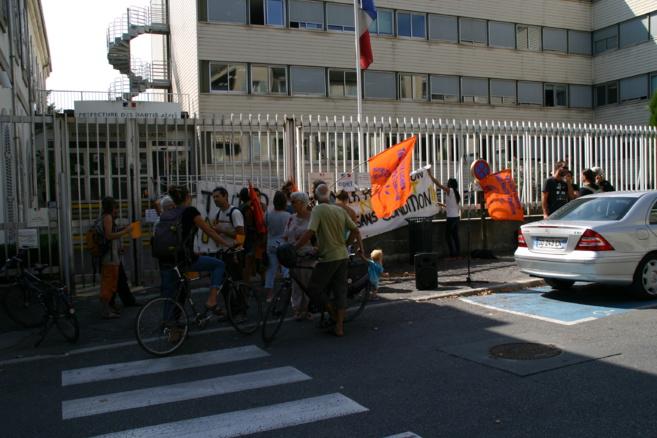 Un groupe de soutien aux NO-THT dénonce pressions et arrestations arbitraires