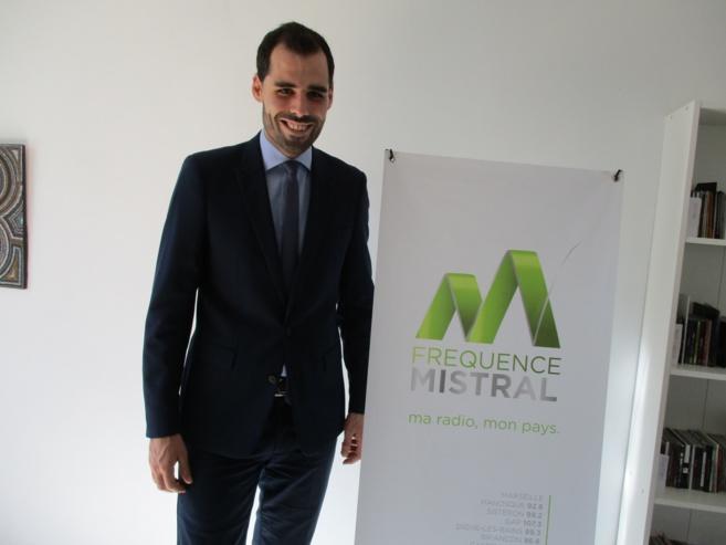 Le conseiller régional David Géhant fait sa rentrée politique