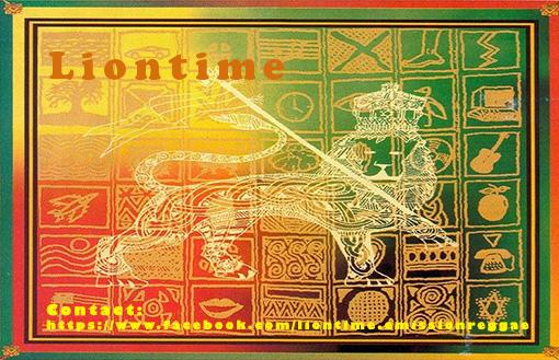 Liontime du 11.10.2016 avec Thew et Ras Klyman
