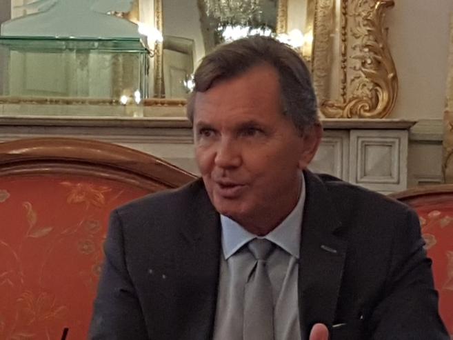 Intercommunalité et sécurité au menu d'un entretien avec le Préfet des Alpes de Haute-Provence.