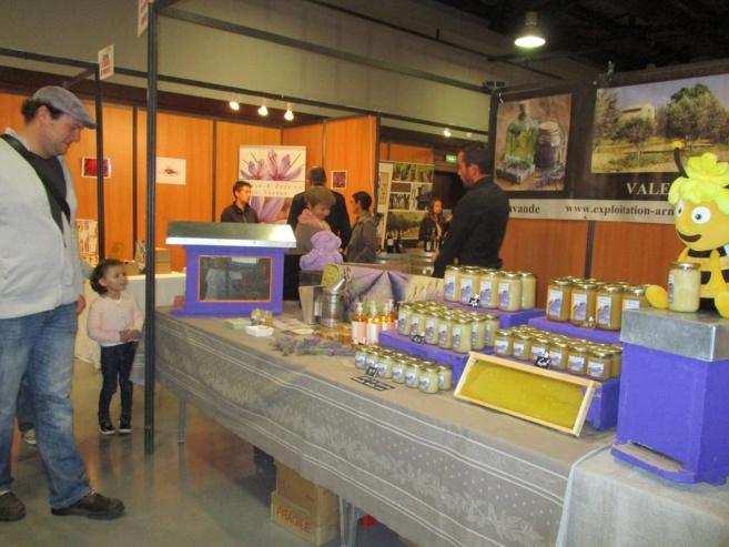 Rencontre avec des exposants au Salon du Chocolat de Manosque
