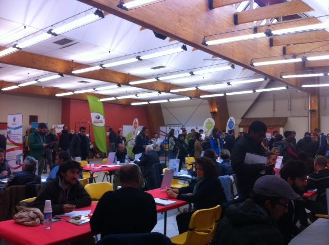 14ème Forum de l'emploi Saisonniers - La Salle Les Alpes Serre Chevalier