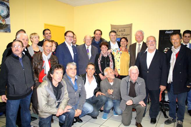 La promo 76 du Lycée hôtelier retrouve Sisteron