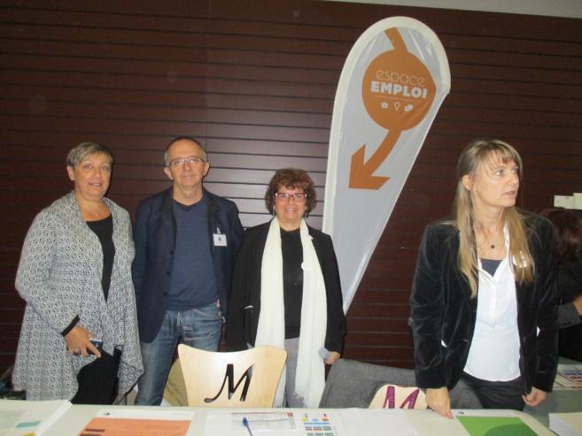 Un forum pour l'emploi très fréquenté à Manosque