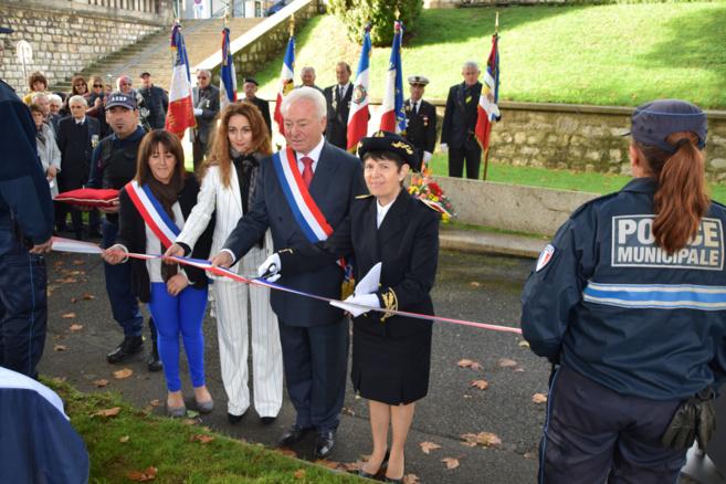 Sisteron rend hommage aux harkis