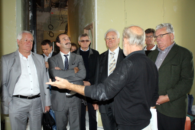 De nouveaux locaux pour la Perception et les Impôts à Sisteron.