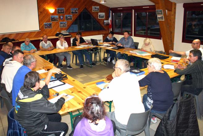 A Sisteron, le rugby du 04 planifie l'évolution de ce sport