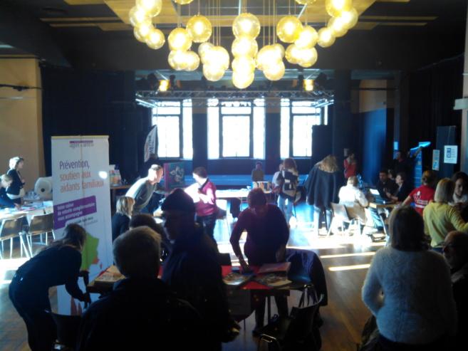 1er forum « bien préparer & vivre ma retraite » au Théâtre du Briançonnais
