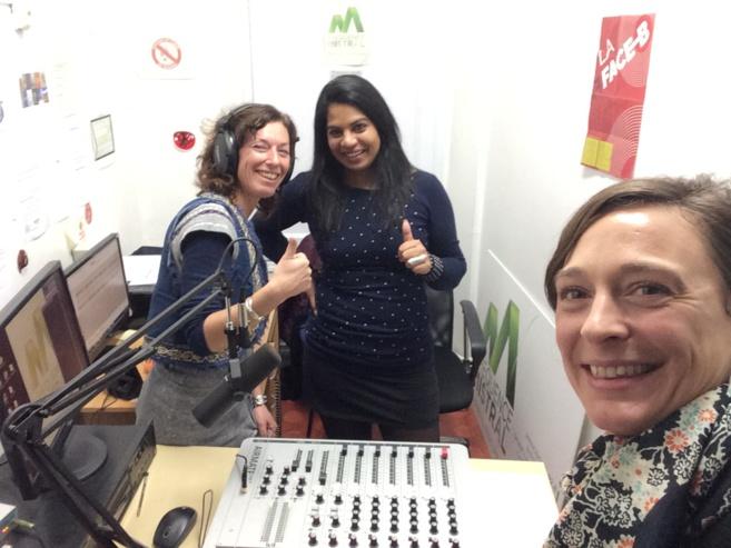Émission 100% féminine avec deux entrepreneuses des Hautes-Alpes !