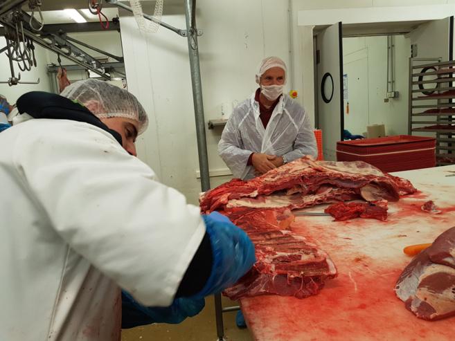 Abattoir de Digne : produit, abattu et consommé localement !