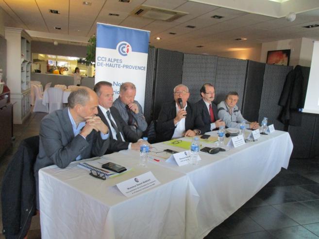 La CCI 04 a tenu son assemblée générale à Manosque
