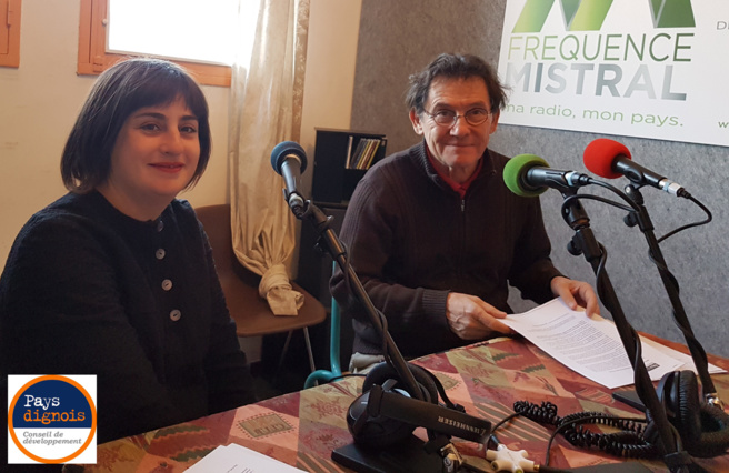 Julie Esposito et Jean-Pierre Pesce