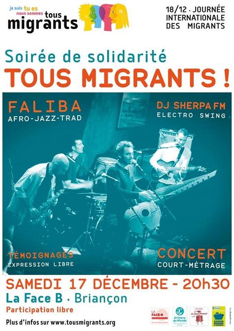 Comment les Briançonnais qualifient l'aide aux migrants ?