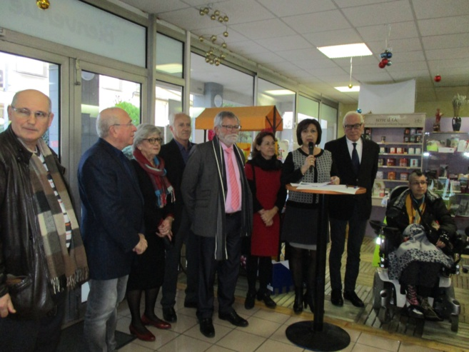 L'Office de tourisme de Manosque obtient la marque tourisme et handicap