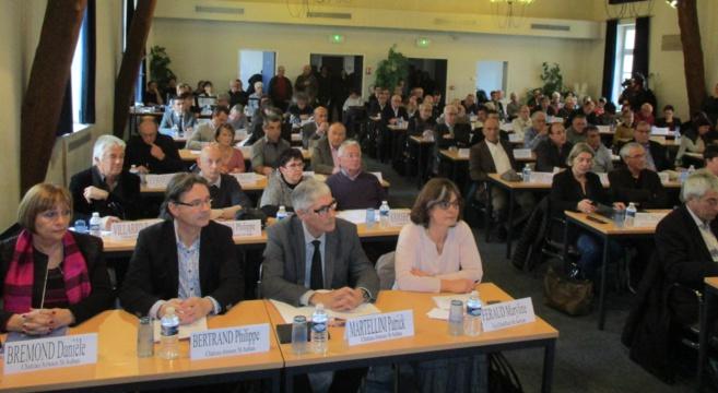 Provence Alpes Agglomération s'est dotée d'un exécutif présidé par Patricia Granet !