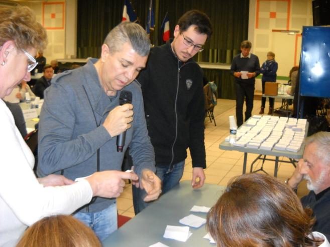Les élus de Sisteron-Buëch ont choisi Daniel Spagnou !