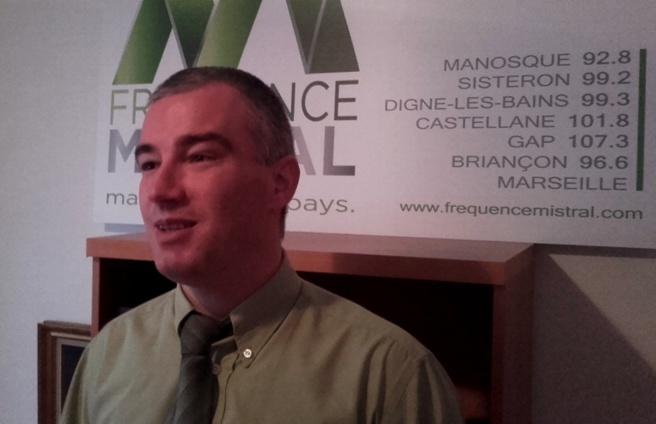 Christophe Duverne, sous-Préfet de Castellane évoque les besoins et les dossiers importants de son arrondissement