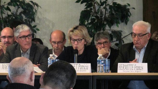 Les rôles sont distribués au sein de l'exécutif de Provence Alpes Agglomération