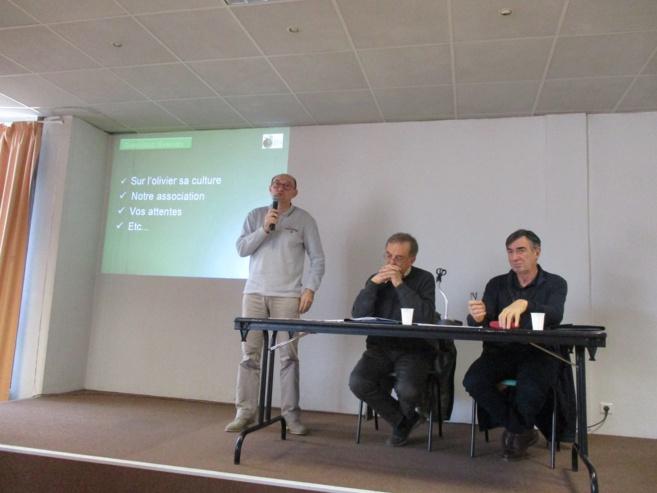 Les oleiculteurs de Haute-Provence ont tenu leur assemblée générale ce samedi