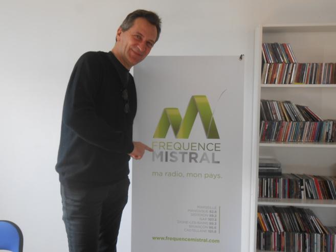 François d'Artemare participe aux Rencontres Cinéma de Manosque et représente un cinéaste iranien emprisonné