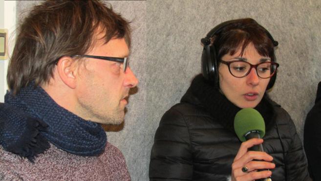 Olivier et Julie du Collectif NightOwl