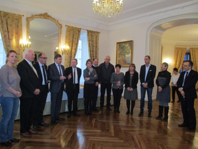 La Préfecture de Digne réunit les nouvelles intercommunalités