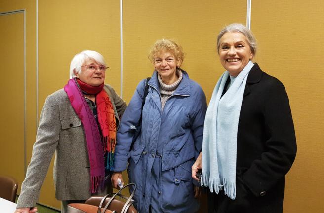 Conférence à l'Ermitage Samedi 4 mars organisée par Femmes Solidaires