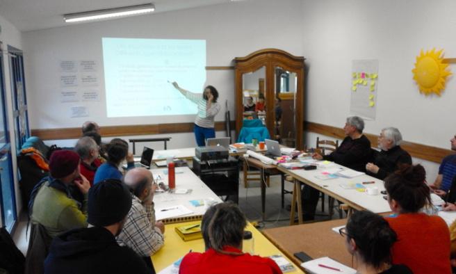 L'Association pour le Développement Socio-Culturel du Briançonnais présente son programme