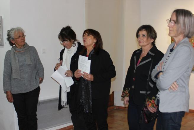 Marie Morel retrouve Forcalquier le temps d'une exposition
