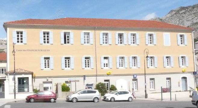 Les Finances publiques dans leurs nouveaux murs à Sisteron