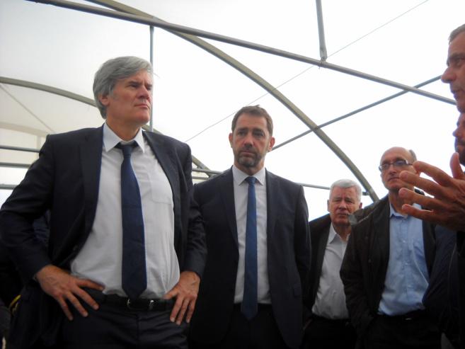Le ministre de l'agriculture se met au vert dans les Alpes de Haute de Provence