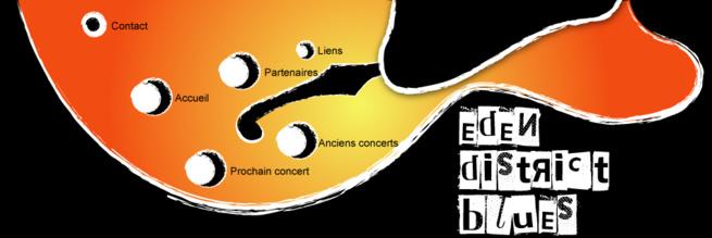 Eden district blues du 24 Mars