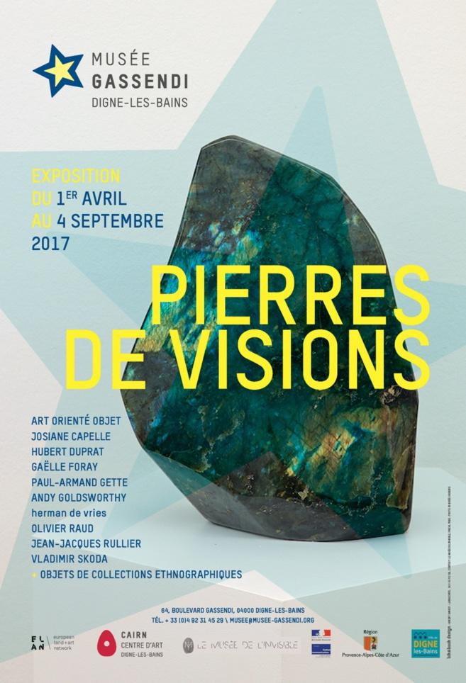 Une exposition surprenante au CAIRN et au Musée Gassendi à Digne - PIERRES DE VISIONS