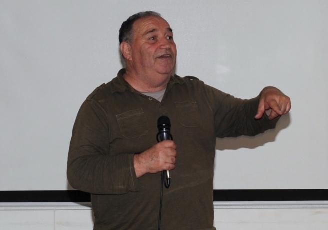 Le berger des mésanges, Gérard Boinon, invité d'honneur au festival de la terre en Dracénie