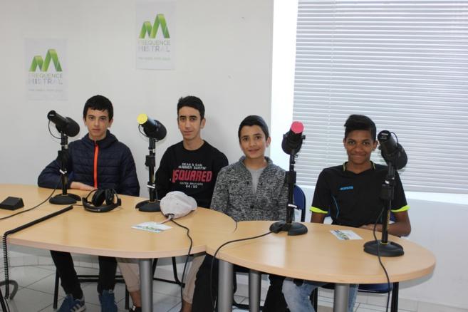 Des jeunes Manosquins organisent un tournoi de football