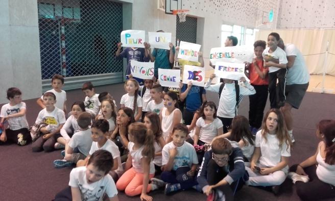 Vinon a accueilli « La Grande Journée » des centres sociaux varois