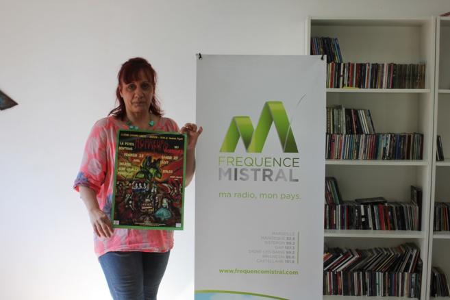 Valérie Payot propose « La petite boutique des horreurs » à Manosque