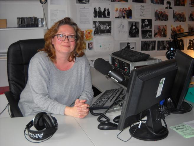 Mira Gaarenstroom, formatrice au Greta de Sisteron