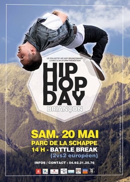 Hip Hop Day Edition 3