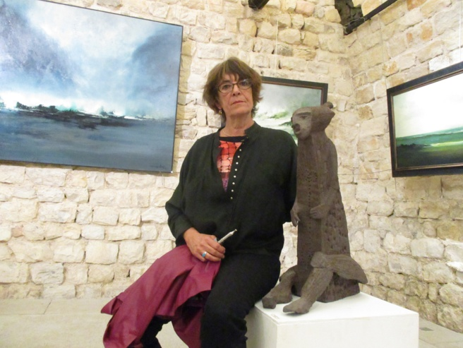 Peintures et sculptures : une exposition à voir à Gréoux
