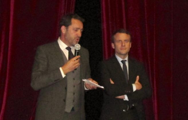 Christophe Castaner entre au gouvernement