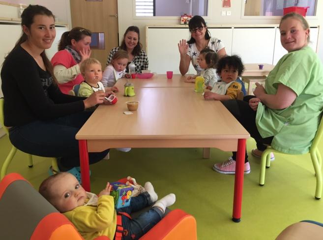 Espace de rencontre pour les enfants du « Roc » à Castellane