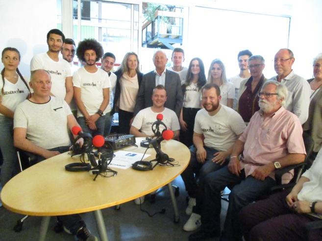 À Manosque, Génération Y crée sa télé pour les jeunes